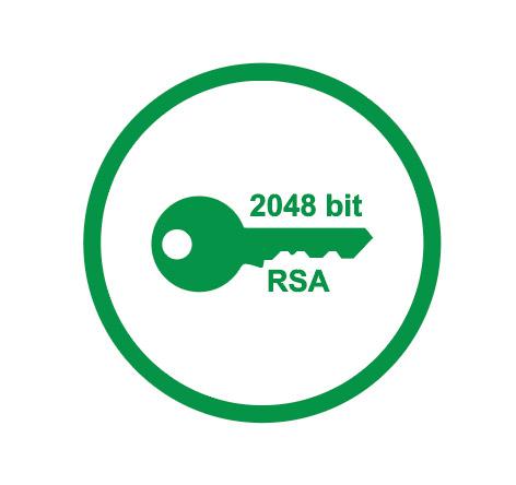 Security Matters: 2048 bit RSA