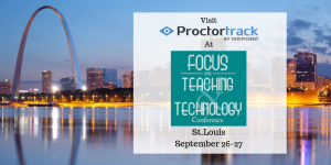 Proctortrack attends FTTC