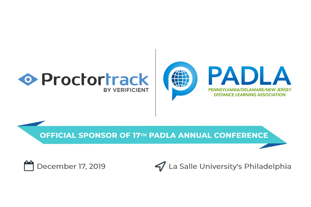 PADLA 2019- Proctortrack Official Sponsor