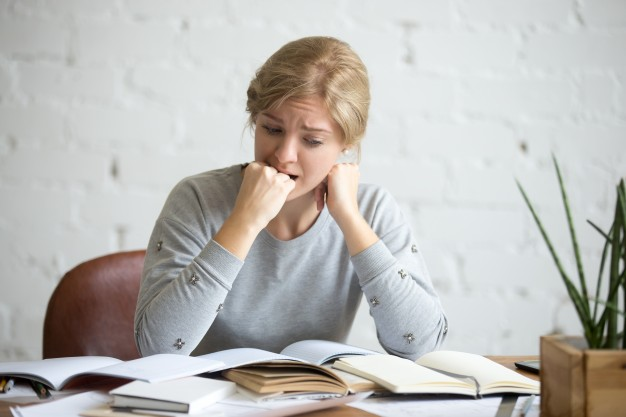 Remote proctoring and test taker anxiety relation. Proctortrack is online remote proctoring solution. test taker, mynova,what is a proctored exam, test taking anxiety solutions