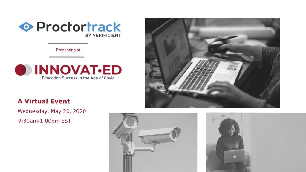 Proctortrack presents at InnovatED virtual event